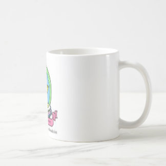 Children of Tibet Trust Foundation Basic White Mug