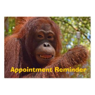 Children s Dentist Appointment Reminder Business Cards