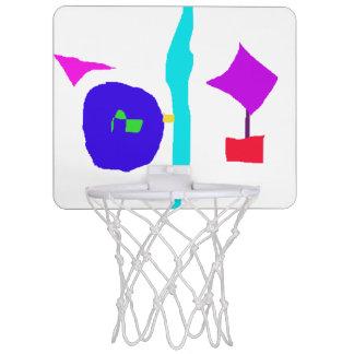 Children's Space Mini Basketball Hoop