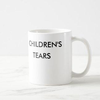 Children' S Tears Coffee Mug