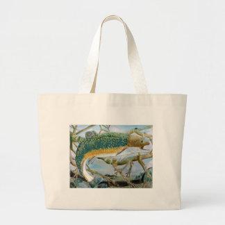 Children s Winning Artwork brook trout Canvas Bags