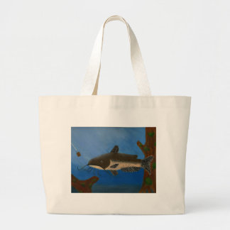 Children s Winning Artwork channel catfish Tote Bag