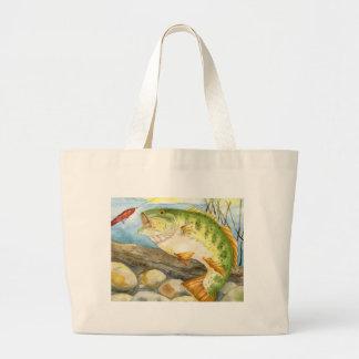 Children s Winning Artwork king salmon Bags