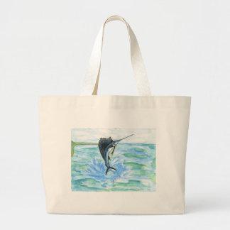 Children s Winning Artwork sailfish Bag