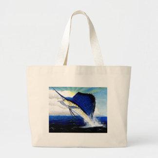 Children s Winning Artwork sailfish Tote Bag