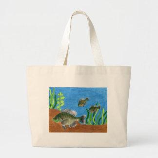 Children s Winning Artwork sunfish Bag