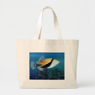 Children s Winning Artwork triggerfish Tote Bag
