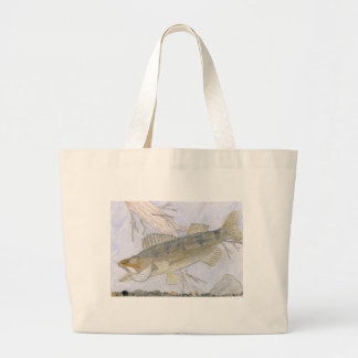 Children s Winning Artwork walleye Bags