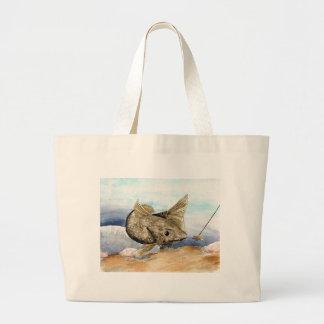 Children s Winning Artwork walleye Tote Bag