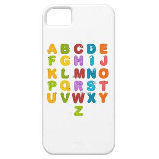 Children's Alphabet Case For The iPhone 5