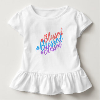 Children's #Blessed Tee Shirt