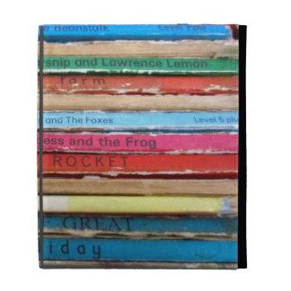 Childrens Books iPad Folio Case