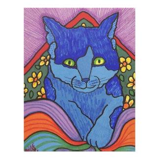 Children's Cat by Piliero 21.5 Cm X 28 Cm Flyer