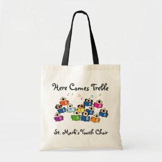 Children's Choir Tote Bag
