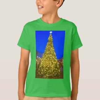 Children's Christmas tree shirt