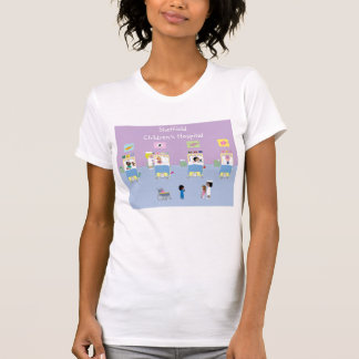 Children's Hospital Ward Customizable T-Shirt