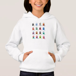 Children's logo hoodie