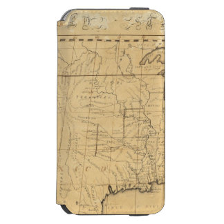 Children's Map Of The United States Incipio Watson™ iPhone 6 Wallet Case