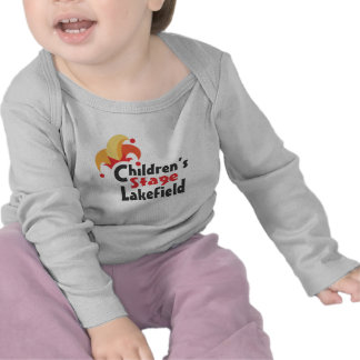 Children's Stage Long-sleeve Tee Shirt