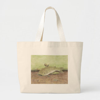 Children's Winning Artwork: channel catfish Tote Bags