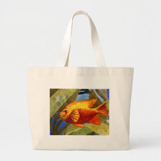 Children's Winning Artwork: garbabaldi Jumbo Tote Bag