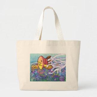 Children's Winning Artwork: geribaldi Jumbo Tote Bag