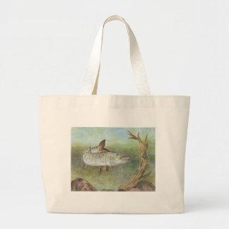 Children's Winning Artwork: muskie Bags