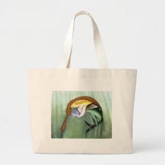 Children's Winning Artwork: paddlefish Jumbo Tote Bag