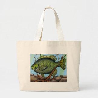 Children's Winning Artwork: sunfish Jumbo Tote Bag