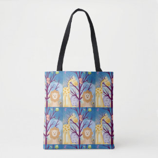 Child's Animal Tote Bag