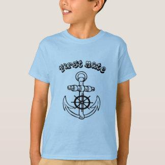Childs First Mate T-Shirt