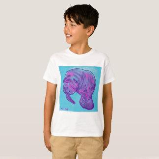 Child's manatee tee shirt