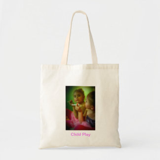 Childs Play tote Tote Bags