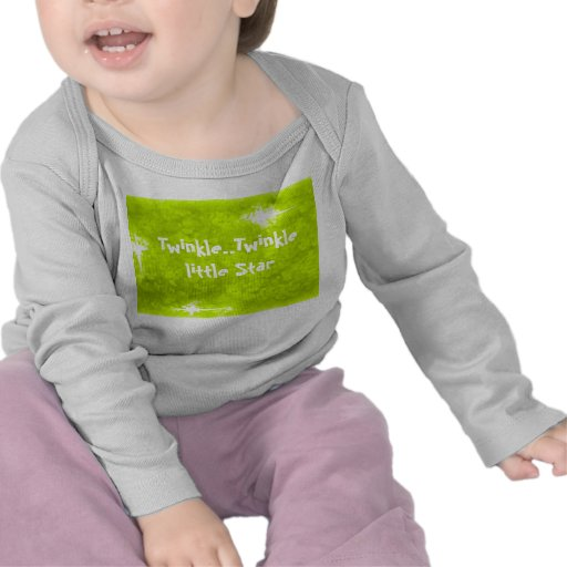 Childs twinkle little star t-shirt