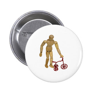 ChildTricycle112409 Pinback Button