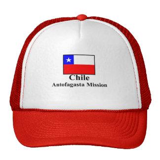 Chile Antofagasta Mission Hat