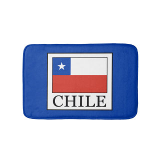 Chile Bath Mat