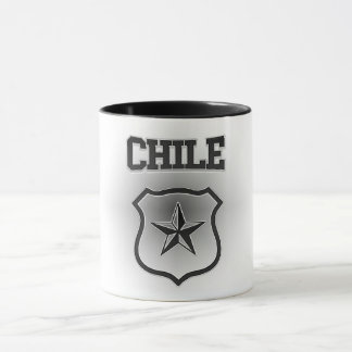 Chile  Coat of Arms Mug