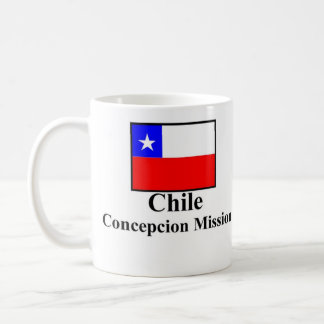 Chile Concepcion Mission Drinkware Coffee Mug