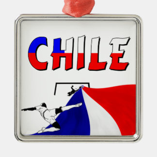 Chile Christmas Tree Ornaments
