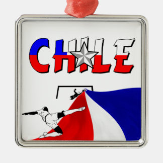 Chile Christmas Ornaments