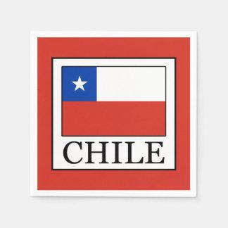 Chile Disposable Serviette