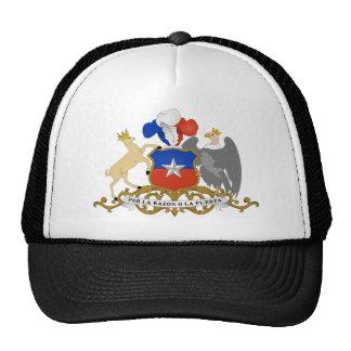 chile emblem cap