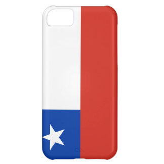 Chile Flag Case For iPhone 5C