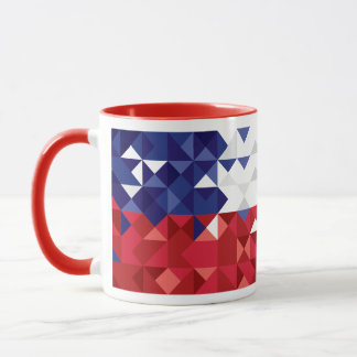 Chile Flag, Chilean Colors Mug