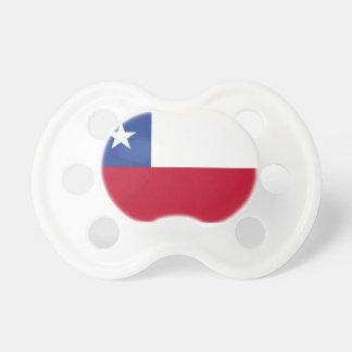Chile flag dummy