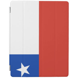 Chile Flag iPad Cover
