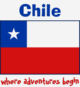 Chile Flag Map Clothing - Apparel, Shoes & More | Zazzle AU on