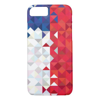 Chile Flag, Simple Chilean Colors Phone Case