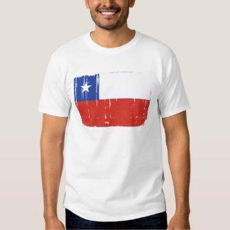 Chile Flag Tshirts